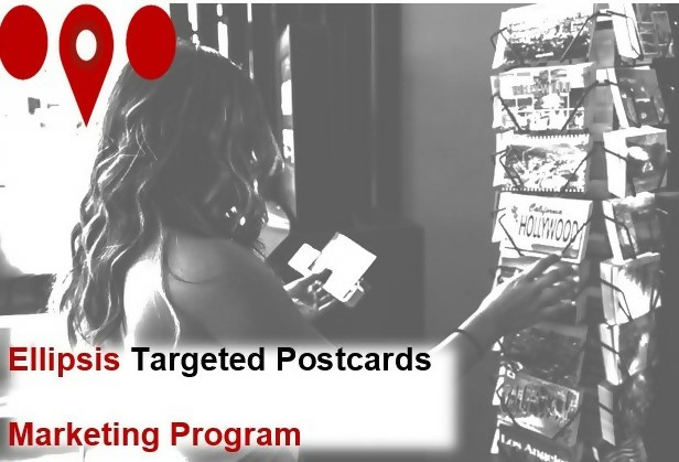 Build strong relationships and attract new clients with Ellipsis Targeted Postcards Marketing Program