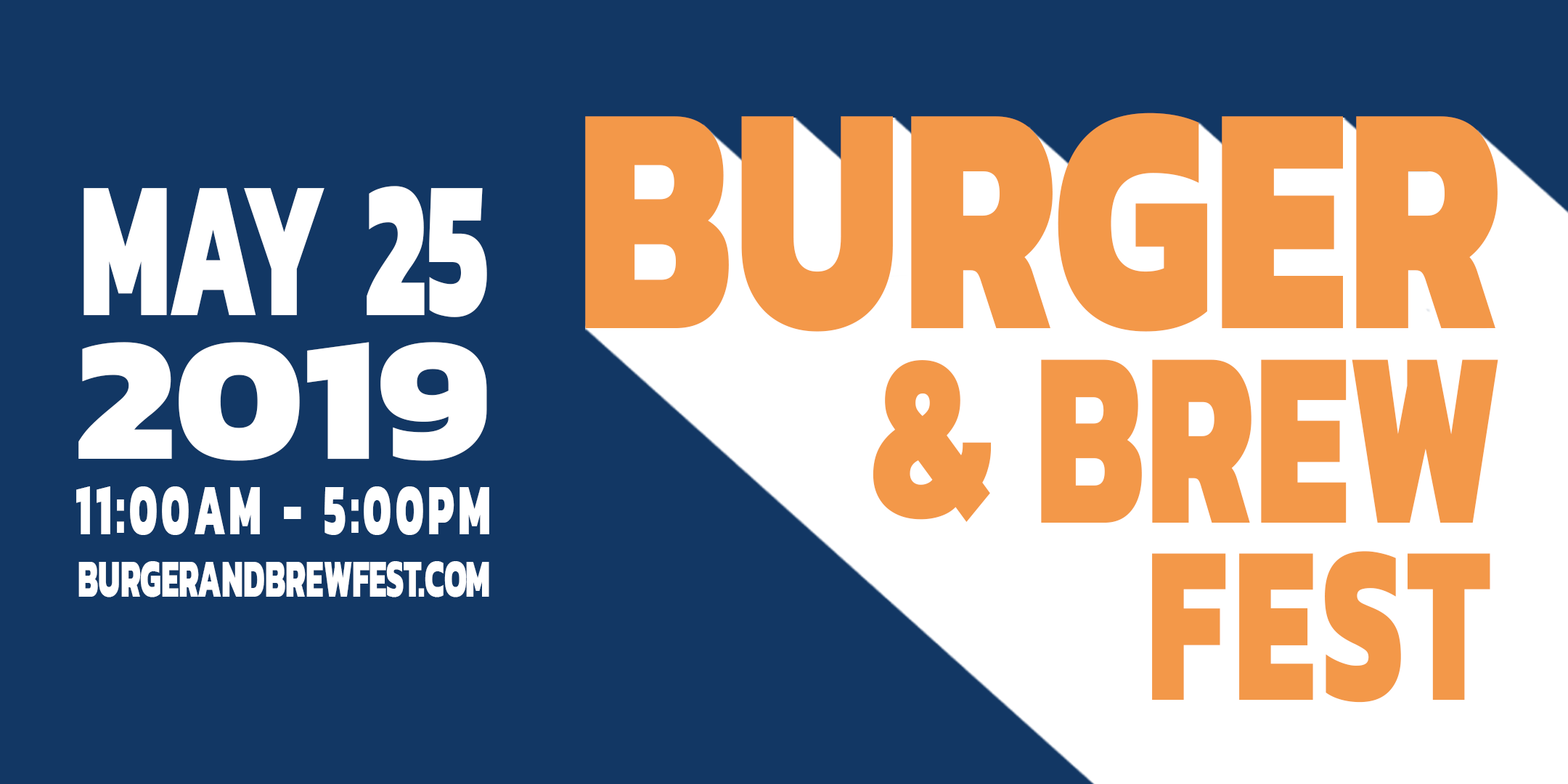 May 25th - Fremont Burger & Brew Fest
